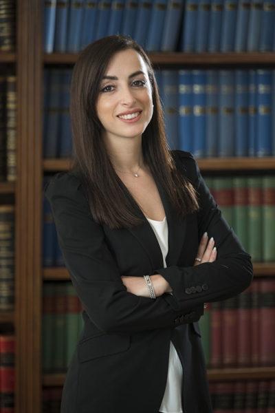 Avvocato Isabella Giambarresi presso Studio Legale Gliozzi